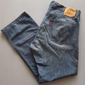 Levi's 514 slim straight jeans size 36X30